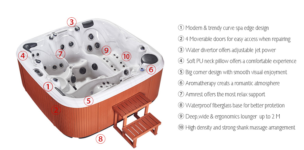 reliable hot tubs and spas for Sale‎, outdoor hot tub,hot tub prices